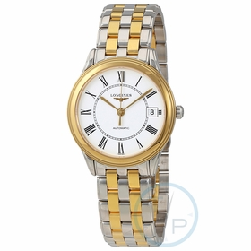 Longines L4.774.3.21.7 Flagship Ladies Automatic Watch