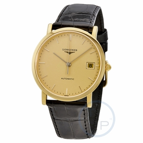 Longines L4.778.6.32.0 Elegant Ladies Automatic Watch