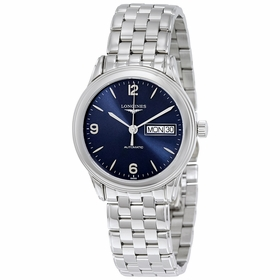 Longines L4.799.4.96.6 Flagship Mens Automatic Watch