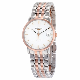 Longines L4.809.5.12.7 Elegant Unisex Automatic Watch