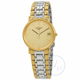 Longines L4.819.2.32.7 Presence Ladies Quartz Watch