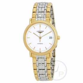 Longines L4.821.2.12.7 Presence Ladies Automatic Watch