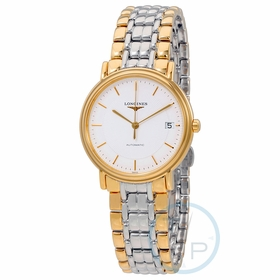 Longines L4.821.2.18.7 Presence Ladies Automatic Watch