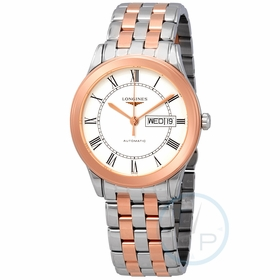 Longines L4.899.3.91.7 Flagship Mens Automatic Watch