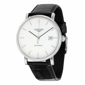 Longines L4.910.4.12.2 Elegant Mens Automatic Watch