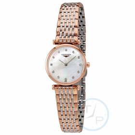Longines L42091977 La Grande Classique Ladies Quartz Watch