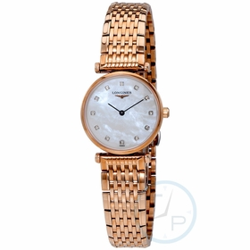 Longines L4.209.1.97.8 La Grande Classique Ladies Quartz Watch