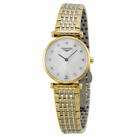 Longines L4.209.2.87.7 La Grande Classique Ladies Quartz Watch