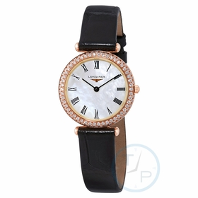 Longines L43079810 Agassiz Ladies Quartz Watch
