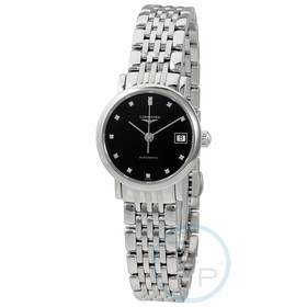 Longines L43094576 Elegant Ladies Automatic Watch