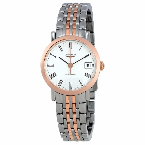 Longines L43095117 Elegant Ladies Automatic Watch