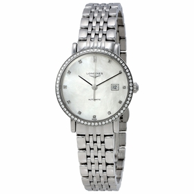 Longines L43100876 Elegant Ladies Automatic Watch