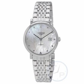 Longines L43104876 Elegant Ladies Automatic Watch