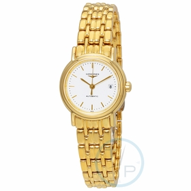 Longines L4.321.2.12.8 Presence Ladies Automatic Watch