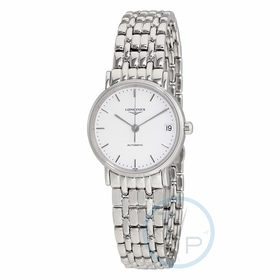 Longines L43224126 Presence Ladies Automatic Watch
