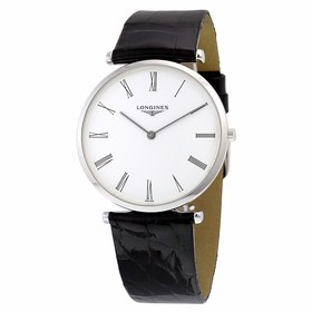 Longines L4.755.4.11.2 La Grande Classique Ladies Quartz Watch
