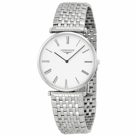 Longines L4.766.4.11.6 La Grande Classique Mens Quartz Watch