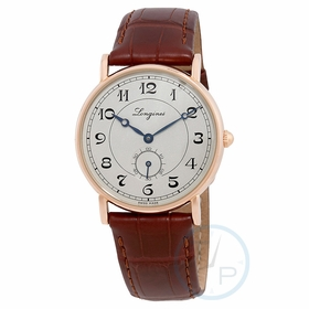 Longines L47678732 Presence Heritage Mens Automatic Watch