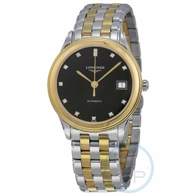 Longines L4.774.3.57.7 Flagship Mens Automatic Watch