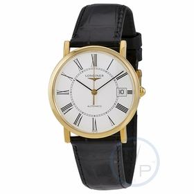 Longines L47786110 Presence Unisex Automatic Watch