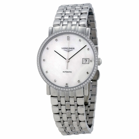 Longines L4.809.0.87.6 Elegant Ladies Automatic Watch