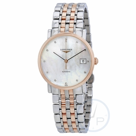 Longines L48095877 Elegant Ladies Automatic Watch