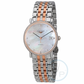 Longines L48095887 Elegant Ladies Automatic Watch