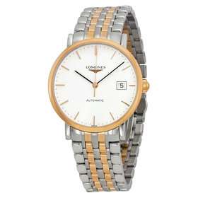 Longines L4.810.5.12.7 Elegant Mens Automatic Watch