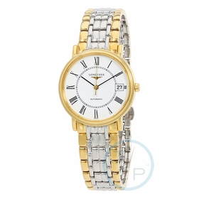 Longines L48212117 Presence Ladies Automatic Watch