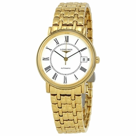 Longines L48212118 Presence Ladies Automatic Watch