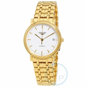 Longines L48212128 Presence Ladies Automatic Watch