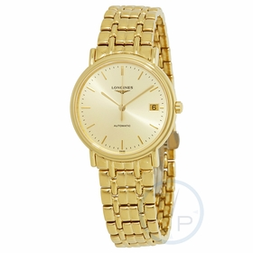 Longines L48212328 Presence Ladies Automatic Watch