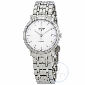 Longines L4.821.4.12.6 Presence Ladies Automatic Watch