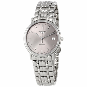 Longines L48214726 Presence Ladies Automatic Watch