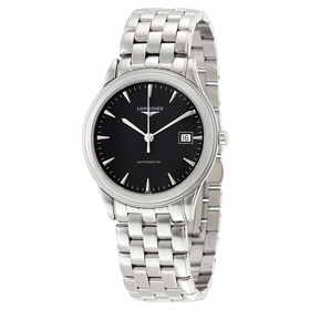 Longines L4.874.4.52.6 Flagship Mens Automatic Watch