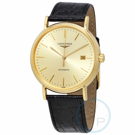 Longines L49212322 Presence Mens Automatic Watch