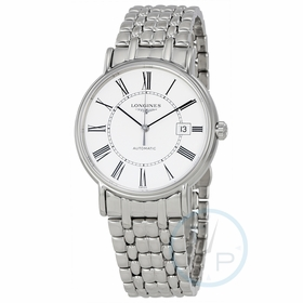 Longines L49214116 Presence Mens Automatic Watch