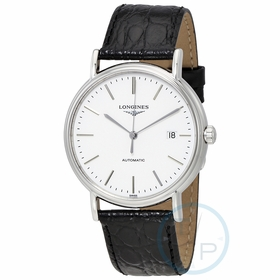 Longines L49214122 Presence Mens Automatic Watch