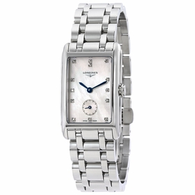 Longines L5.512.4.87.6 Dolcevita Ladies Quartz Watch