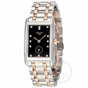 Longines L5.512.5.57.7 Dolcevita Ladies Quartz Watch