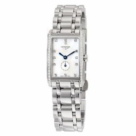 Longines L5.255.0.87.6 DolceVita Ladies Quartz Watch