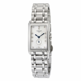 Longines L52554876 DolceVita Ladies Quartz Watch
