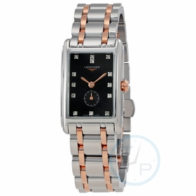 Longines L52555577 DolceVita Ladies Quartz Watch