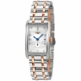 Longines L52555877 DolceVita Ladies Quartz Watch
