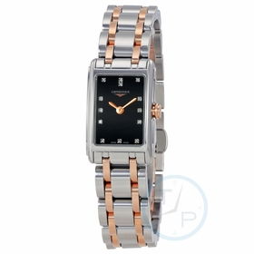 Longines L52585577 DolceVita Ladies Quartz Watch