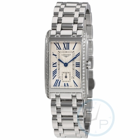 Longines L55120716 Dolcevita Ladies Quartz Watch