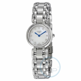 Longines L8.109.0.87.6 Primaluna Ladies Quartz Watch