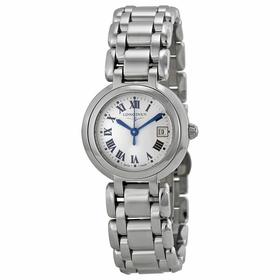 Longines L8.110.4.71.6 PrimaLuna Ladies Quartz Watch