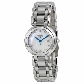 Longines L8.110.4.87.6 PrimaLuna Ladies Quartz Watch