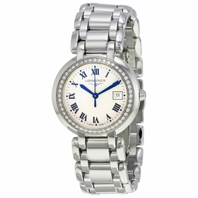 Longines L8.112.0.71.6 Prima Luna Ladies Quartz Watch